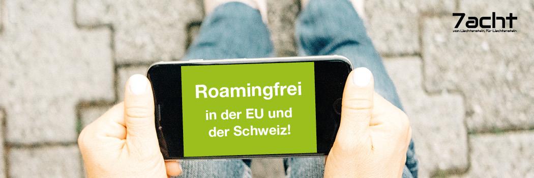 Roamingfrei In Der Eu & Ch